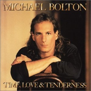 Time, Love & Tenderness album cover