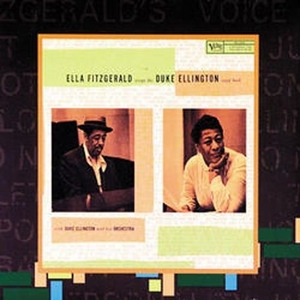 Sings The Duke Ellington Songbook album cover