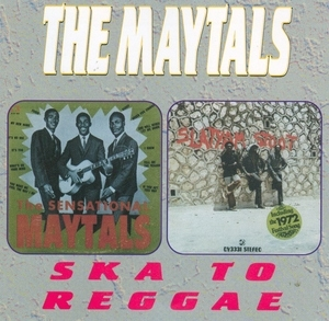 Ska To Reggae album cover