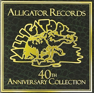 Alligator Records 40th Anniversary Collection album cover