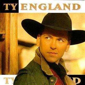 Ty England album cover