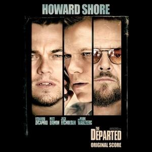 The Departed: Original Score album cover