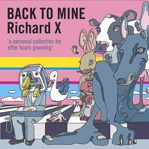 Back To Mine (Vol. 17) album cover