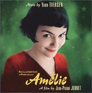 Amelie: Original Soundtrack Recording album cover