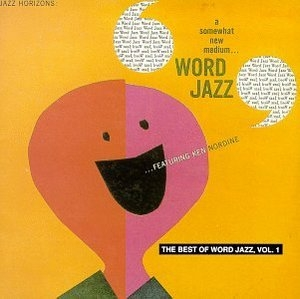 The Best Of Word Jazz- Vol.1 album cover