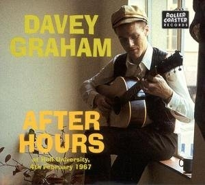 After Hours (At Hull University,  4th February 1967) album cover