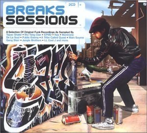 Breaks Sessions album cover