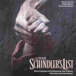 Schindler's List (Original Motion Picture Soundtrack) album cover