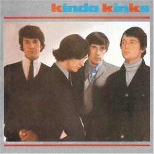 Kinda Kinks album cover