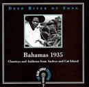 Bahamas 1935: Chanteys An... album cover