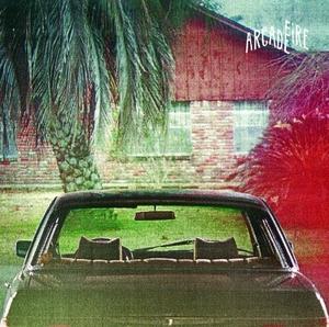 The Suburbs album cover