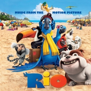 Rio: Music From The Motion Picture album cover