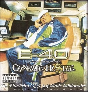 Charlie Hustle: BluePrint Of A Self Made Millionaire album cover