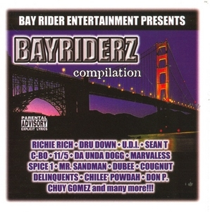 Bayriderz Compilation album cover