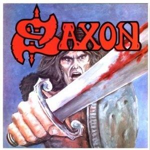 Saxon album cover