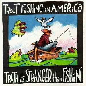 Truth Is Stranger Than Fishin' album cover