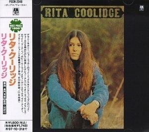 Rita Coolidge album cover