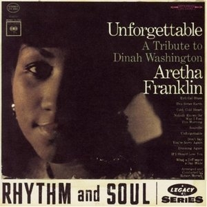 Unforgettable: A Tribute To Dinah Washington album cover