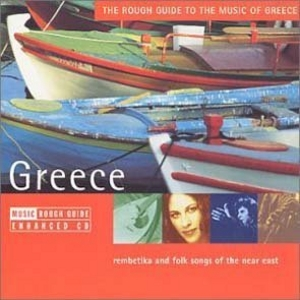 The Rough Guide To The Music Of Greece album cover