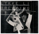 Breaking It Up (Single) album cover