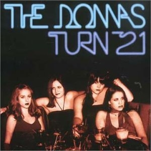 The Donnas Turn 21 album cover