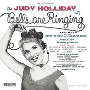Bells Are Ringing (1956 Original Broadway Cast) album cover