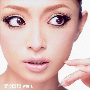 A Best 2: White album cover