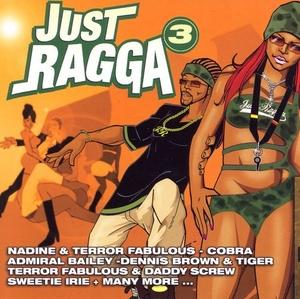 Just Ragga, Vol. 3 album cover