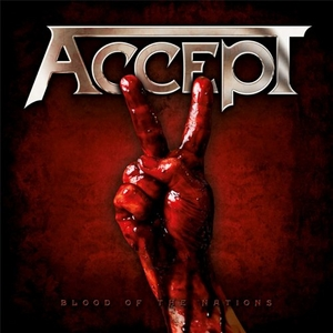 Blood Of The Nations album cover