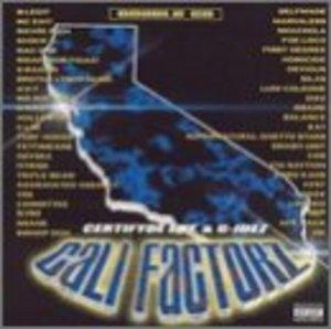 Cali Factorz album cover