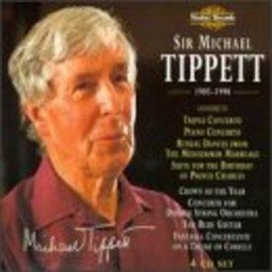 Tippett: 1905-1998 album cover