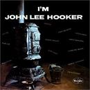 I'm John Lee Hooker album cover