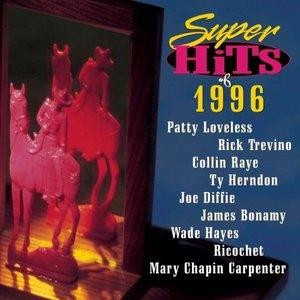 Super Hits Of 1996 album cover