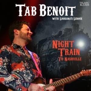 Night Train To Nashville album cover
