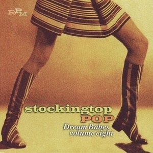 Dream Babes Vol.8: Stockington Pop album cover