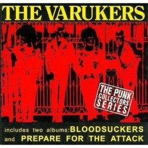 Bloodsuckers-Prepare For The Attack album cover