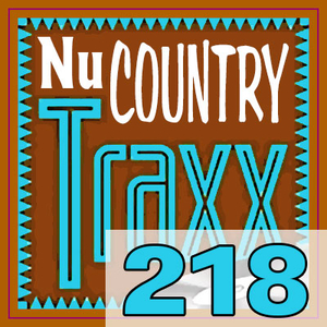 ERG Music: Nu Country Traxx, Vol. 218 (June 2017) album cover