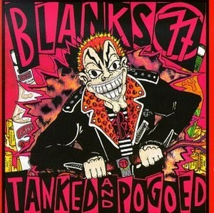 Tanked And Pogoed album cover