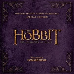 The Hobbit: The Desolation Of Smaug (Original Motion Picture Soundtrack Special Edition) album cover