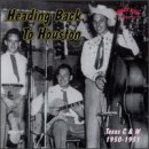 Heading Back To Houston album cover