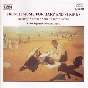 French Music For Harp And Strings album cover