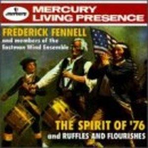 The Spirit Of '76 album cover