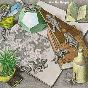 Mott The Hoople album cover