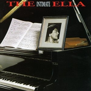 The Intimate Ella album cover