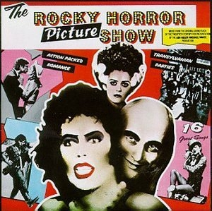 Rocky Horror Picture Show (1975 Original Soundtrack) album cover