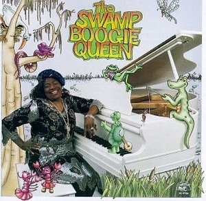 The Swamp Boogie Queen album cover