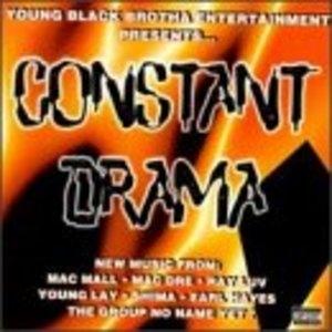 Constant Drama album cover