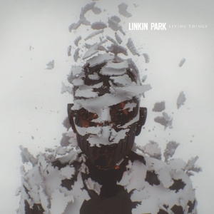 Living Things album cover