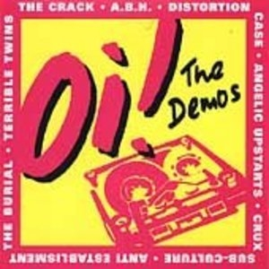 Oi! The Demos album cover