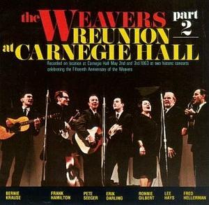 Reunion At Carnegie Hall 1963 Part 2 (Live) album cover